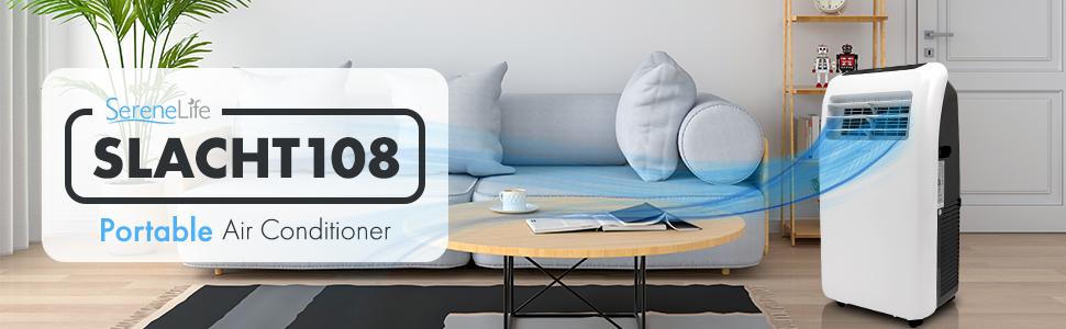 B07RMZV7W4-serenelife-portable-air-conditioner-9000-btu-heater-header-banner