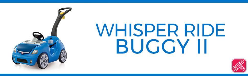 Whisper Ride Buggy II