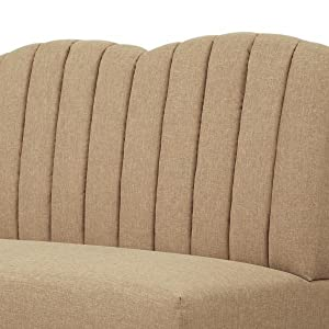Beau Settee,Banquette Bench,Banquette Seating,Upholstered Banquette,Dining  Bench,Love Seat