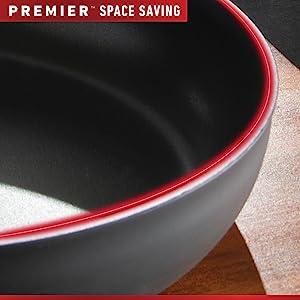 Premier Space Saving Gauge