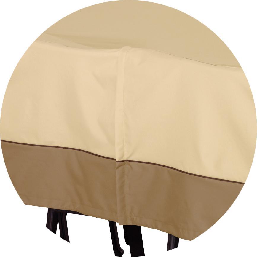 Classic Accessories Veranda Rectangular Oval Patio Table