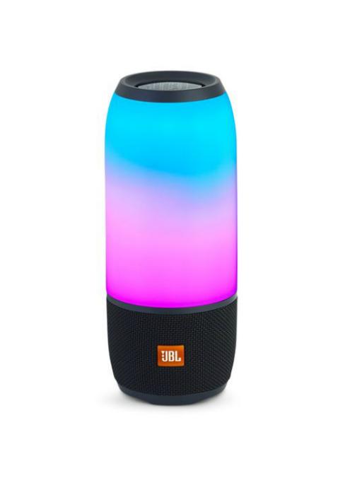JBL GO 2 Speaker Bluetooth Portatile, Cassa Altoparlante Bluetooth Waterproof IPX7, Con Microfono, Funzione di Noise Cancelling, Fino a 5h di Autonomia, Nero