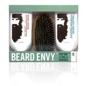 beard envy, beard kit, beard, billy jealousy, mustache, grooming, luxury, men