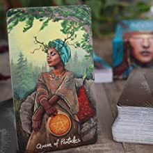 light seers tarot card deck guidebook muse chris-anne