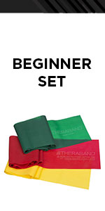TheraBand Beginner Set