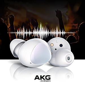 AKG premium sound
