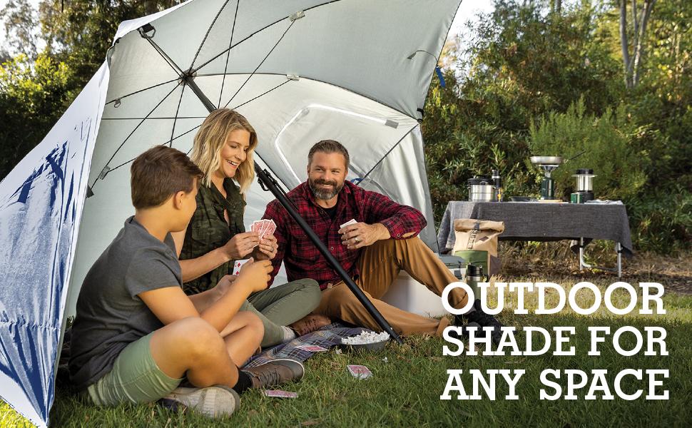 shade, sportbrella, umbrella, park, picnic, shelter