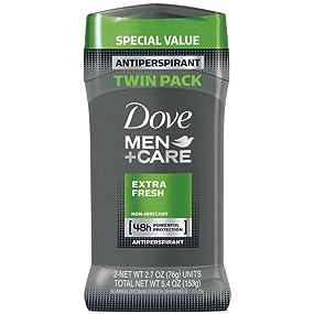 Dove Men+Care Antiperspirant Deodorant in Extra Fresh Scent