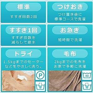 全自動洗濯機 5.0Kg(プラザ)IAW-T502EN