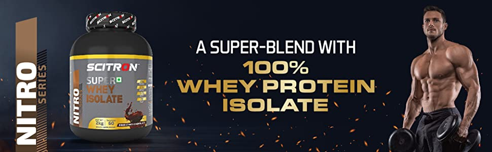 super whey protein isolate