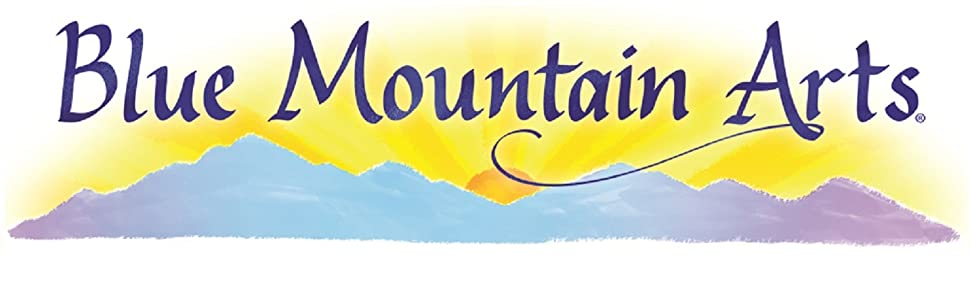 blue mountain arts; gift books; language of the heart