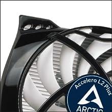 Arctic Accelero L2 Plus gpu cooler