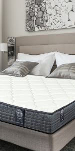 Canopy Plush; Plush; Plush Mattress; Affordable Mattress; Soft affordable mattress
