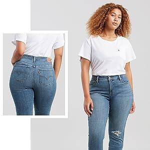 Levis Plus Size Pl Western Blusa para Mujer: Amazon.es: Ropa y accesorios