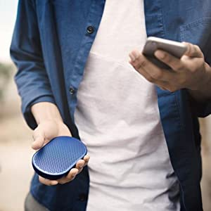 Beoplay P2, B&O PLAY, portable speaker, portable Bluetooth speaker, wireless speaker