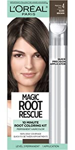 Root touch up, root rescue, magic root
