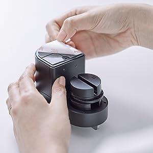 Qrio スマートロック 取り付け 簡単 安心 両面テープ