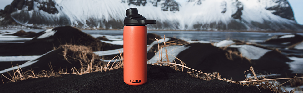 camelbak, water bottle, chute mag, reusable bottle, bpa free bottle, stainless steel water bottle
