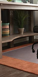 low pile carpet protection chair mat desk home office