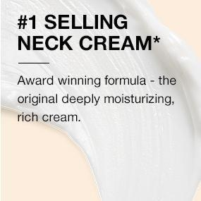 #1 selling neck cream