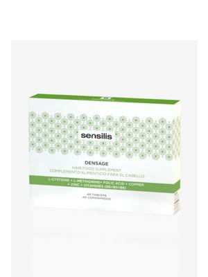 Sensilis Densage Complemento Alimenticio para el Cabello - 40 ...