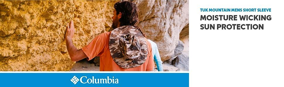 Columbia Men's Tuk Mountain Short Sleeve Shirt