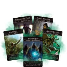 arkham horror third edition monster card fan