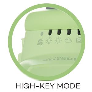 Hi-Key Mode