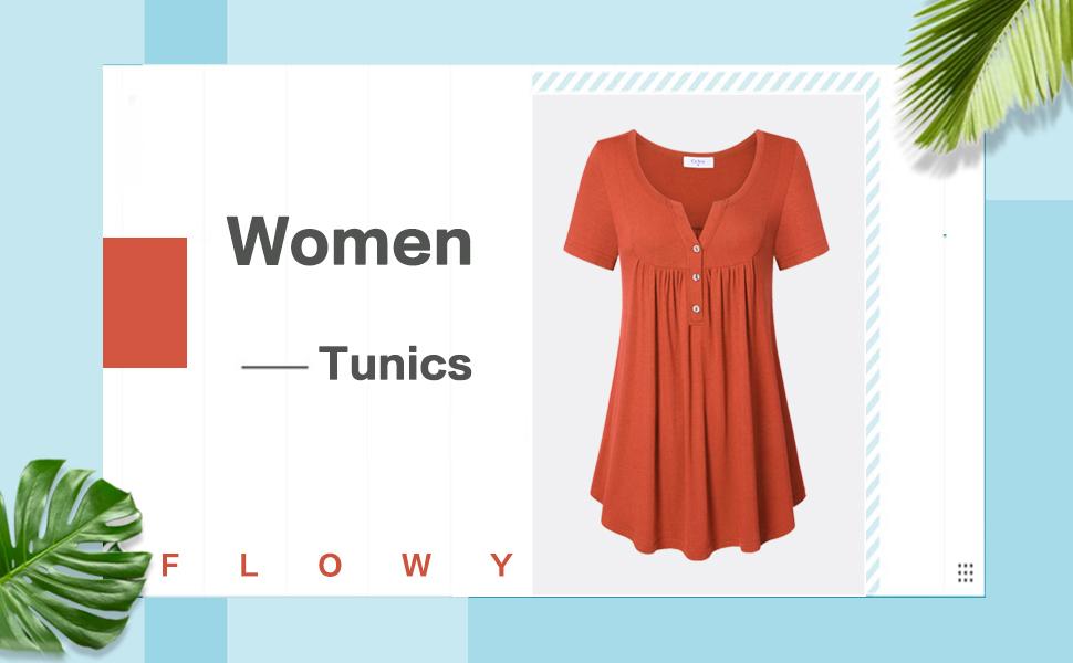 women tunics