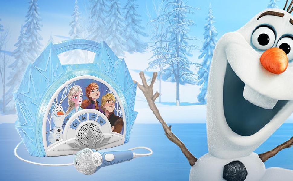 Amazon.es: Redstring- Oficial Frozen 2 Altavoz portátil con ...