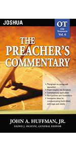 Preacher's commentary volume 6 Joshua