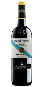 Paternina Banda Azul Crianza D O Rioja Vino Tinto 750 Ml Amazon Es Alimentación Y Bebidas