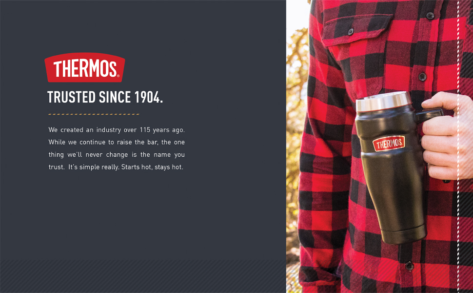 Thermos trusted since 1904