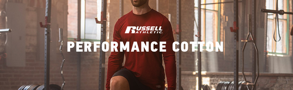 performance long sleeve tshirt