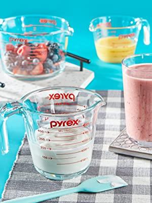 Pyrex 3-piece Measuring Cup Set