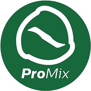 ProMix Advanced blending technology