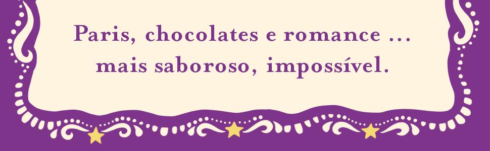 A adorável loja de chocolates de Paris   Amazon.com.br