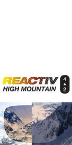 Reactieve High Mountain.