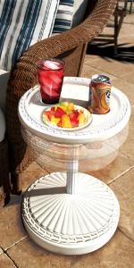 Adjustable Pool & Patio Table, Chaise Organizer, Chaise Pillow