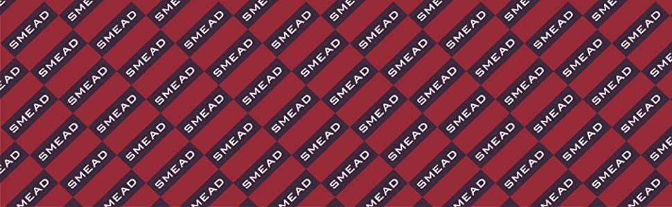 smead logo banner, filing products and accessories, unique, innovative, organization made easy