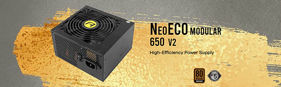 Amazon.in: Buy Antec NeoEco 650M 80 Plus Bronze Certified 650 Watt Modular Gaming Power Supply Online at Low Prices in India | Antec Reviews & Ratings