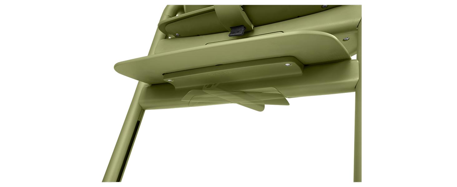 Utilisable d/ès la Naissance avec Accessoires Compl/émentaires Plastique//Aluminium Porcelaine White CYBEX Gold Syst/ème dAssise LEMO 3-99 Ans 95 kg max. Chaise /Évolutive
