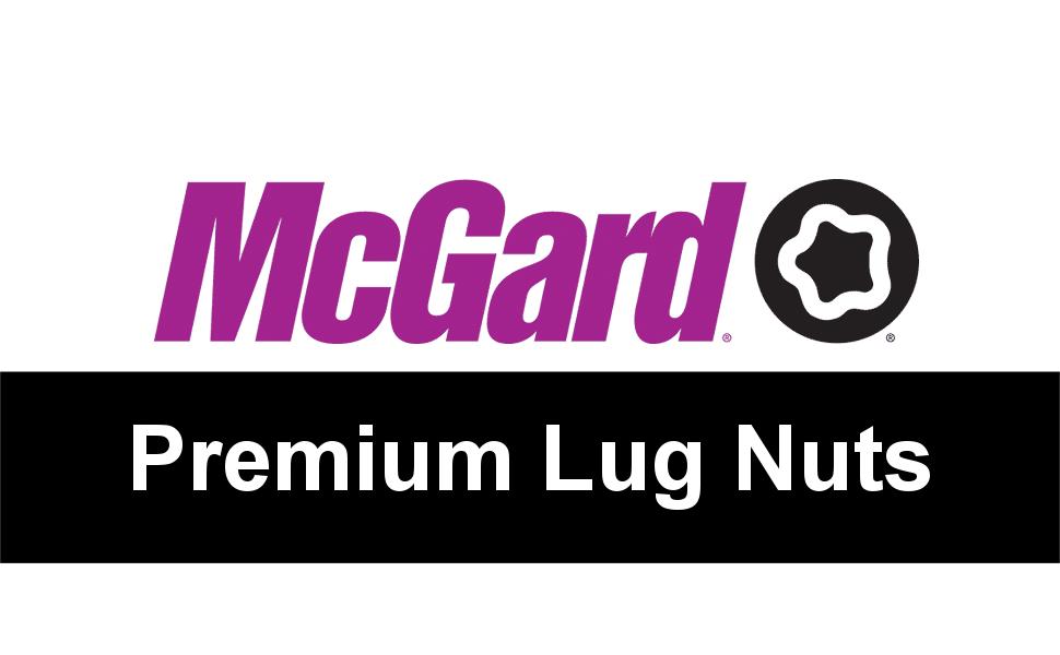 McGard Lug Nuts