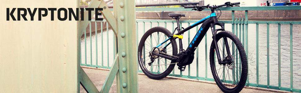 Kryptonite fiets slot fiets slot beugel slot