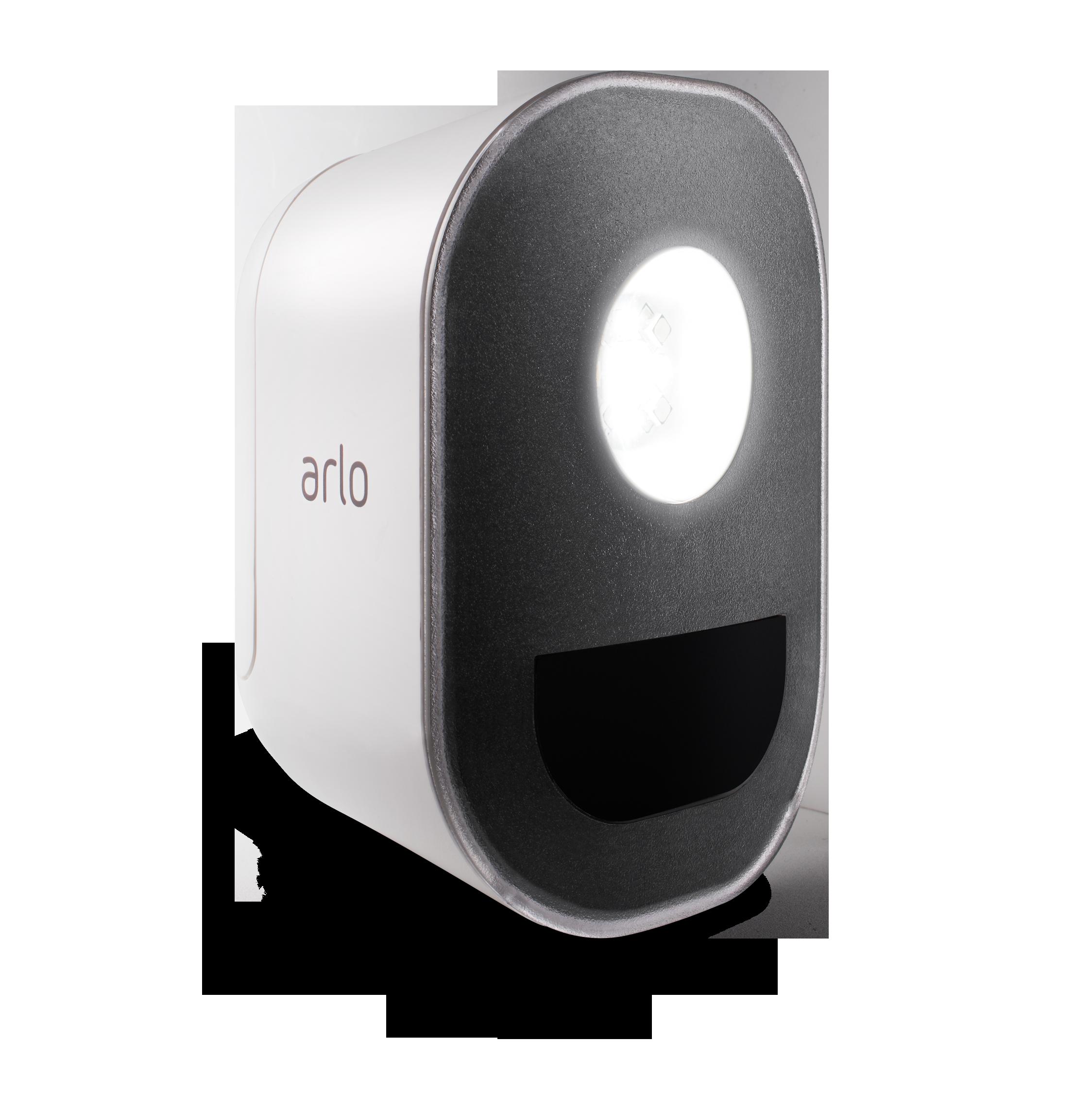 Arlo by NETGEAR 2 Indoor/Outdoor Smart Home Security Lights. Wire ...