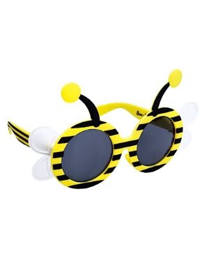 Sun-Staches Grave Digger Lil/' Characters Shades Costume Party Sunglasses UV