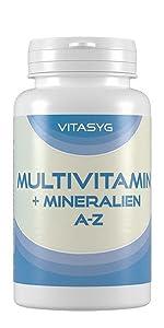 Vitasyg Vitamin D3 1000 i.E. / i.U. 500 Tabletten, 1er