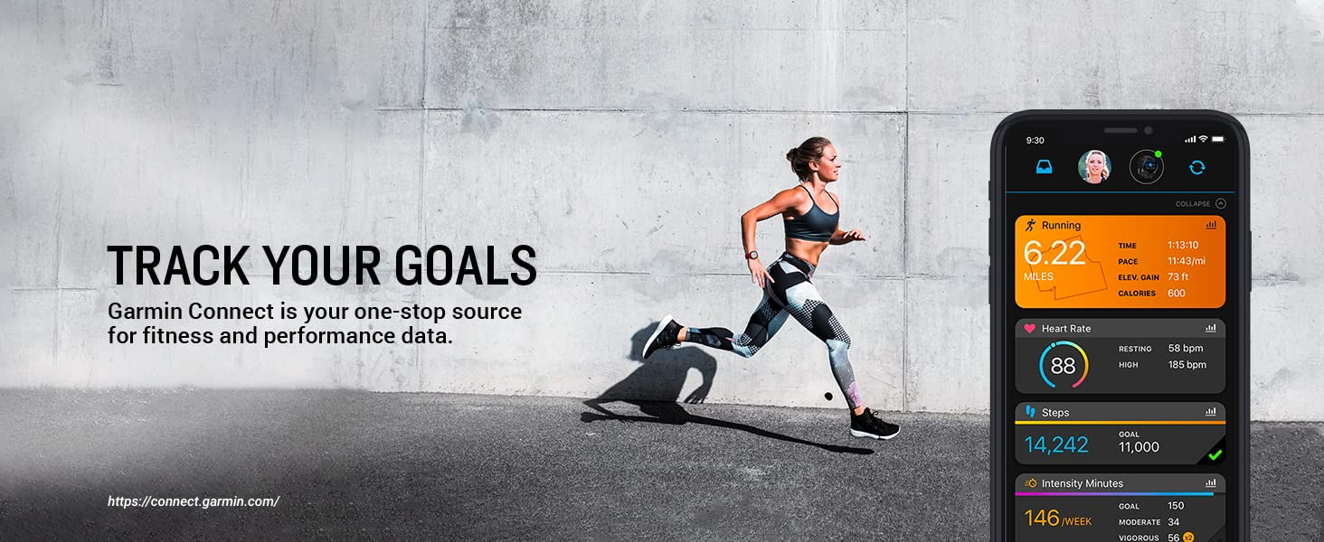 Track your goals