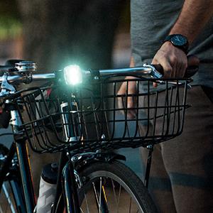 Bell Radian 450 verrouillable DEL Jeu de lumières pour vélo VOL Résistant mode multiple