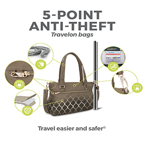 5 point anti-theft
